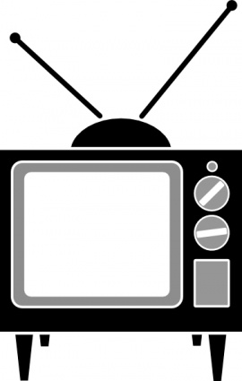 Television clipart tv program. Clip art show