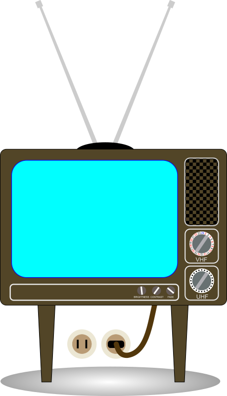 Television png clipart. Free to use clipartix