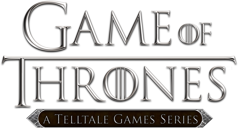 Telltale games logo png. S game of thrones