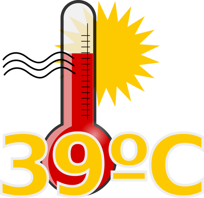 Thermometer clip plain. Computer icons temperature download