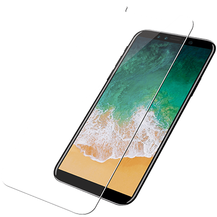 Tempered glass png. Panzerglass iphone xs and