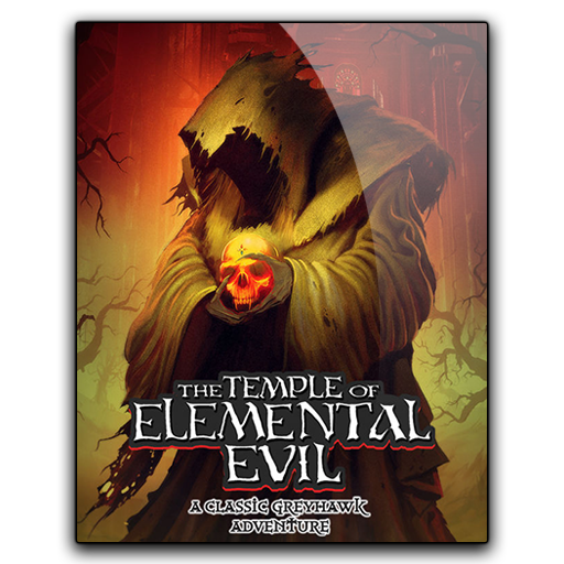Temple of elemental evil png. The icon by rarenux