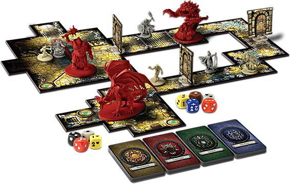 Temple of elemental evil png. Board game mechanics an