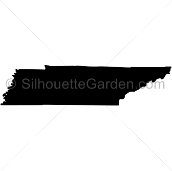 Tennessee drawing silhouette. Clip art download free