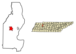 Tennessee drawing svg. Camden wikipedia location of