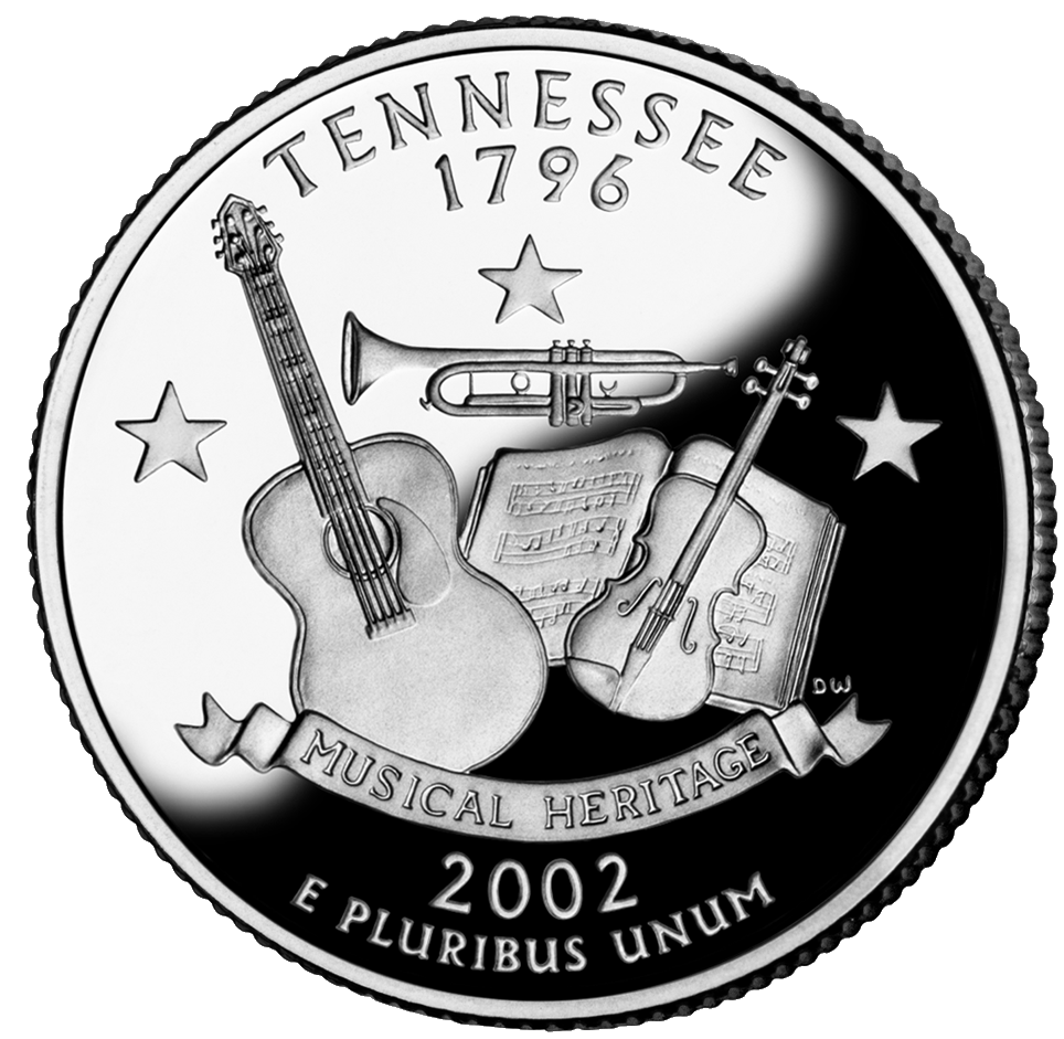 Tennessee drawing tribe. Kentucky statehood a stamp