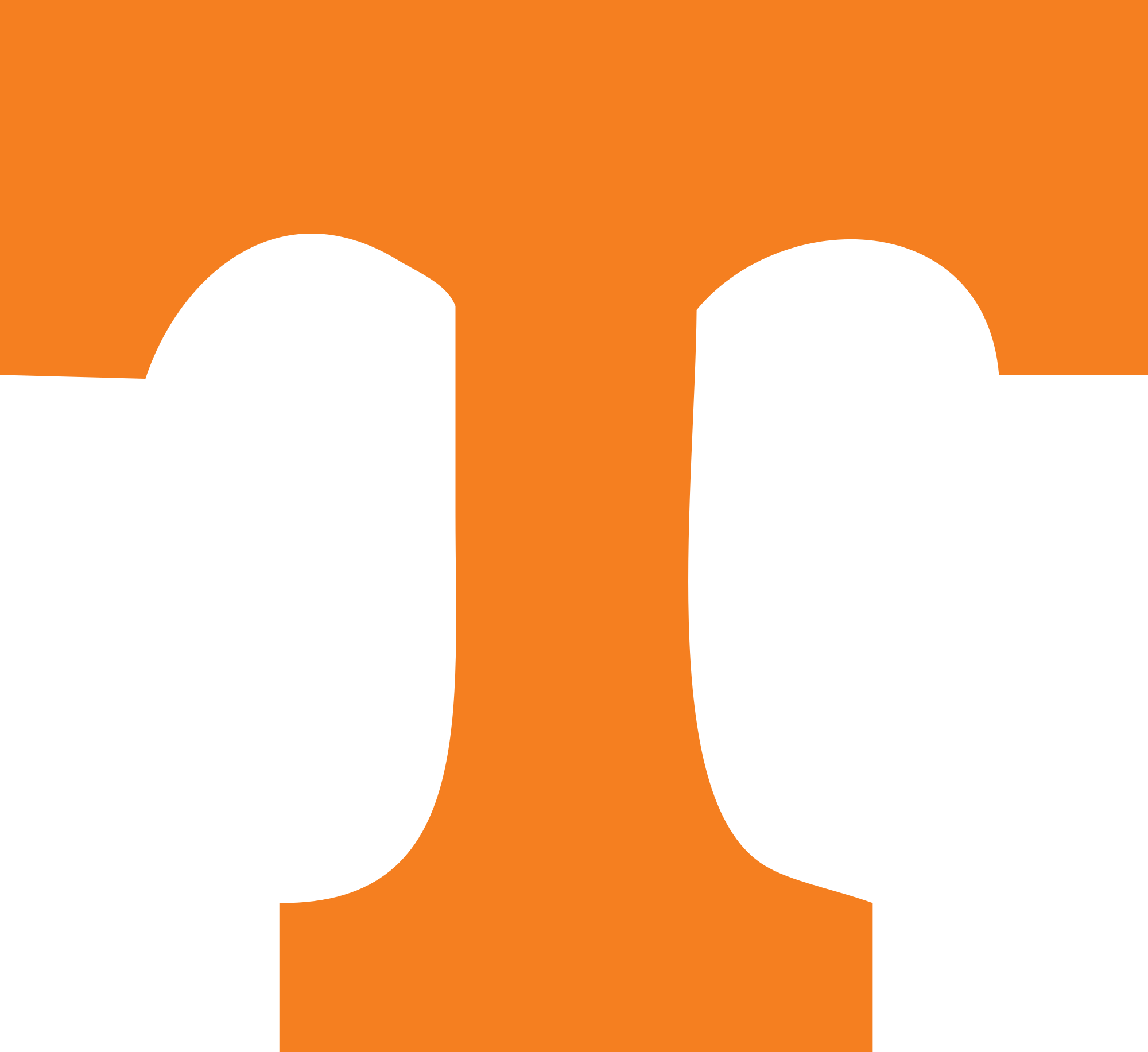 Power t png. Tennessee football logos