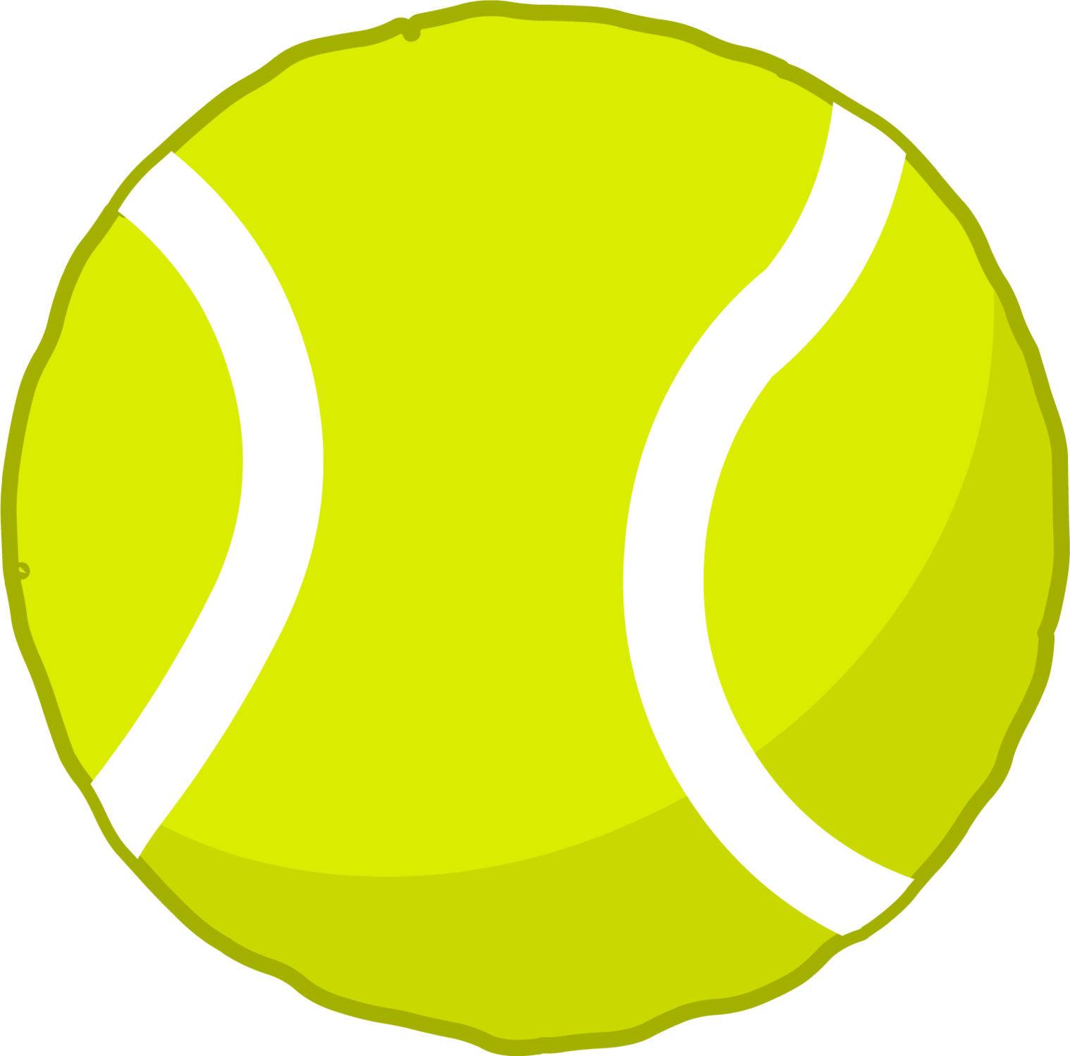 Tennis ball clipart png. Picture of free to