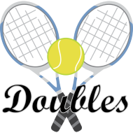 Free cliparts download clip. Tennis clipart doubles tennis image royalty free
