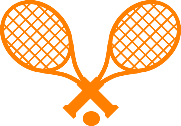 Tennis clipart family. Racket clip art at