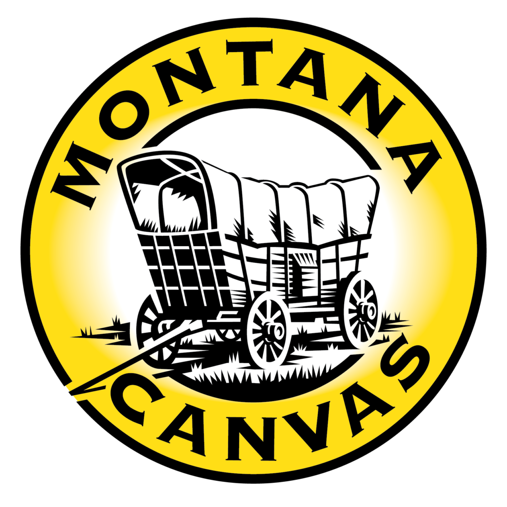 Pannier clip canvas. Wall tents montana