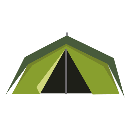 tent transparent vector