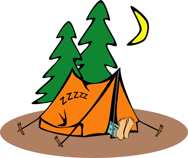 Camp vector campground. Tent care basics twin