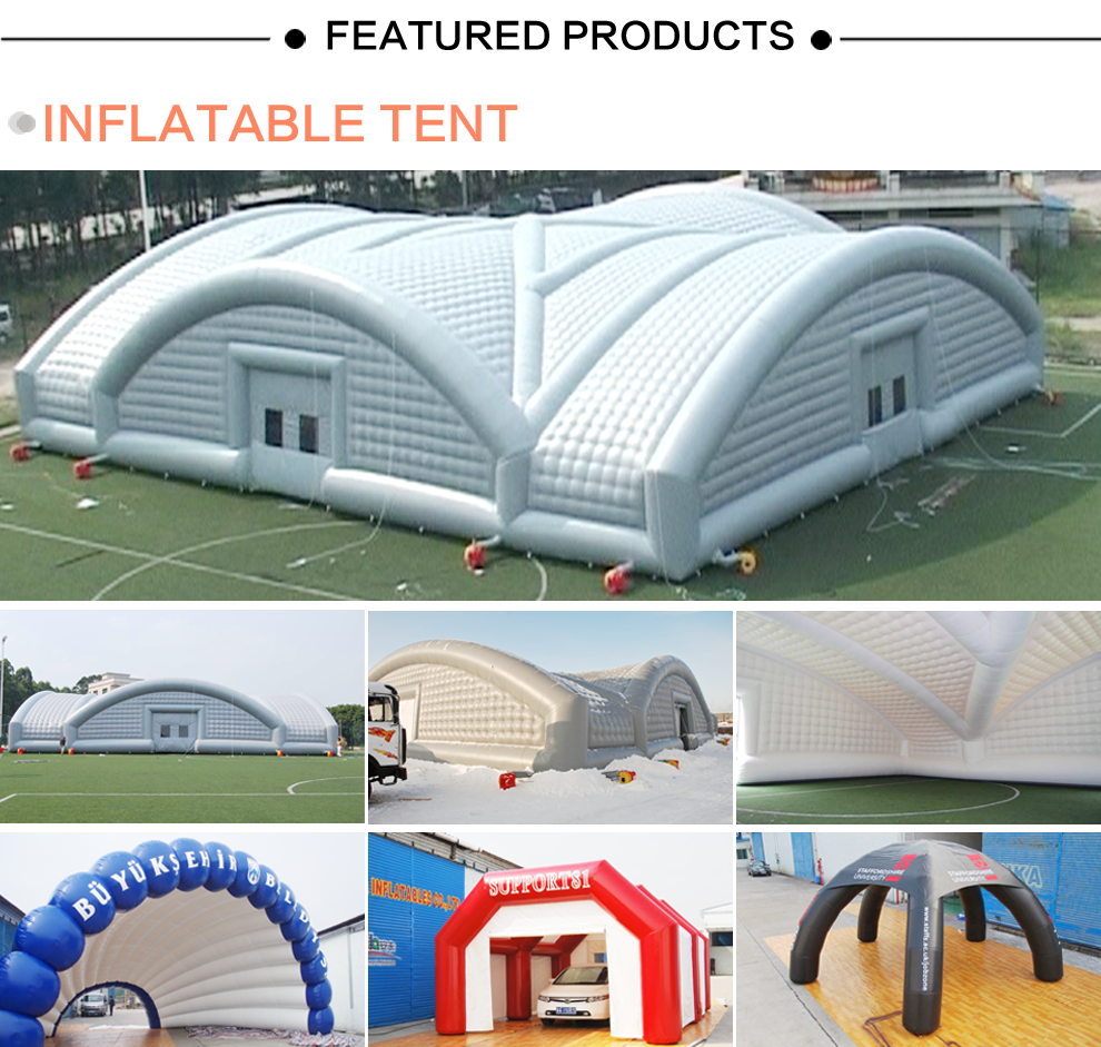 Tent transparent inflatable. Guangzhou anka inflatables co