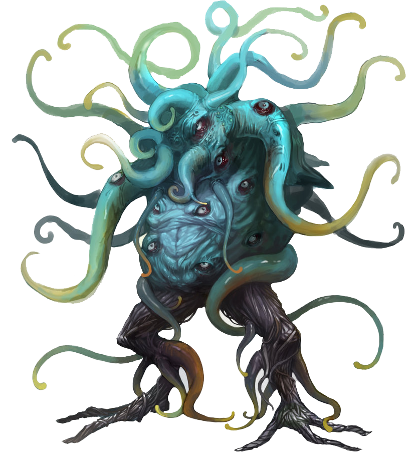 Monster tentacles png