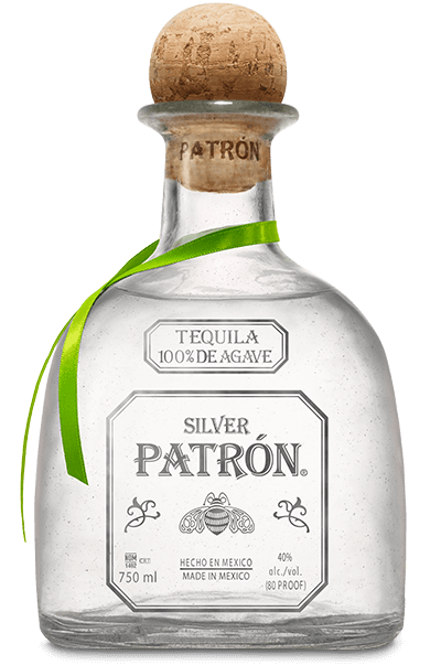 Vector shot bottle. Jalisco mule patr n