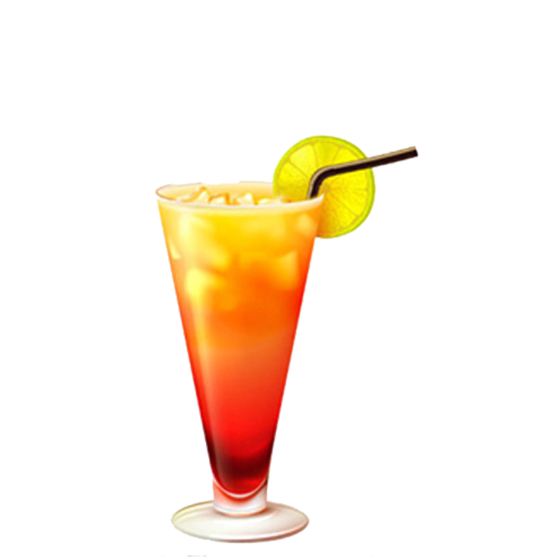Tequila sunrise png. Cocktail shot glass free