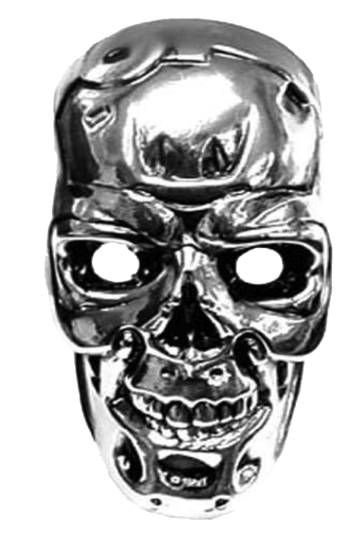 Terminator face png. Hd transparent images pluspng