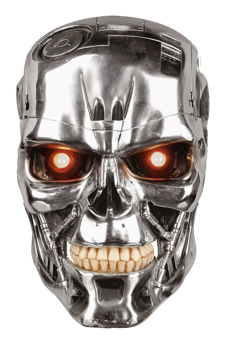 Terminator face png. Images