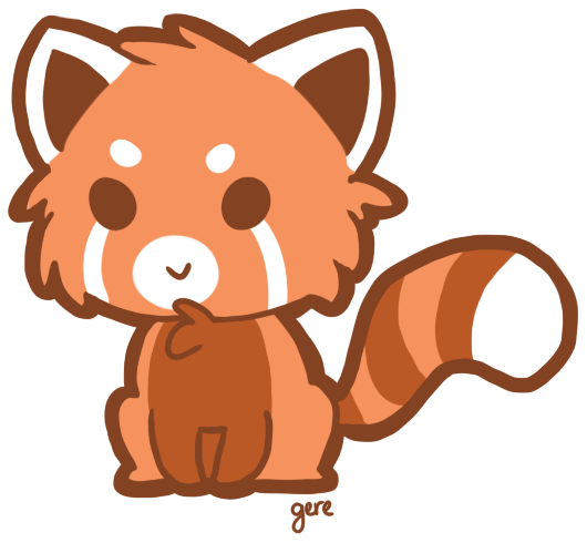 Cartoon squirrel clipart at. Chibis drawing banner free download