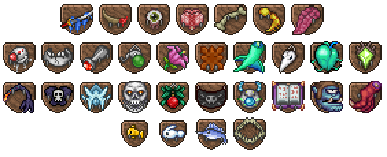 Terraria eye of cthulhu png. Trophy official wiki