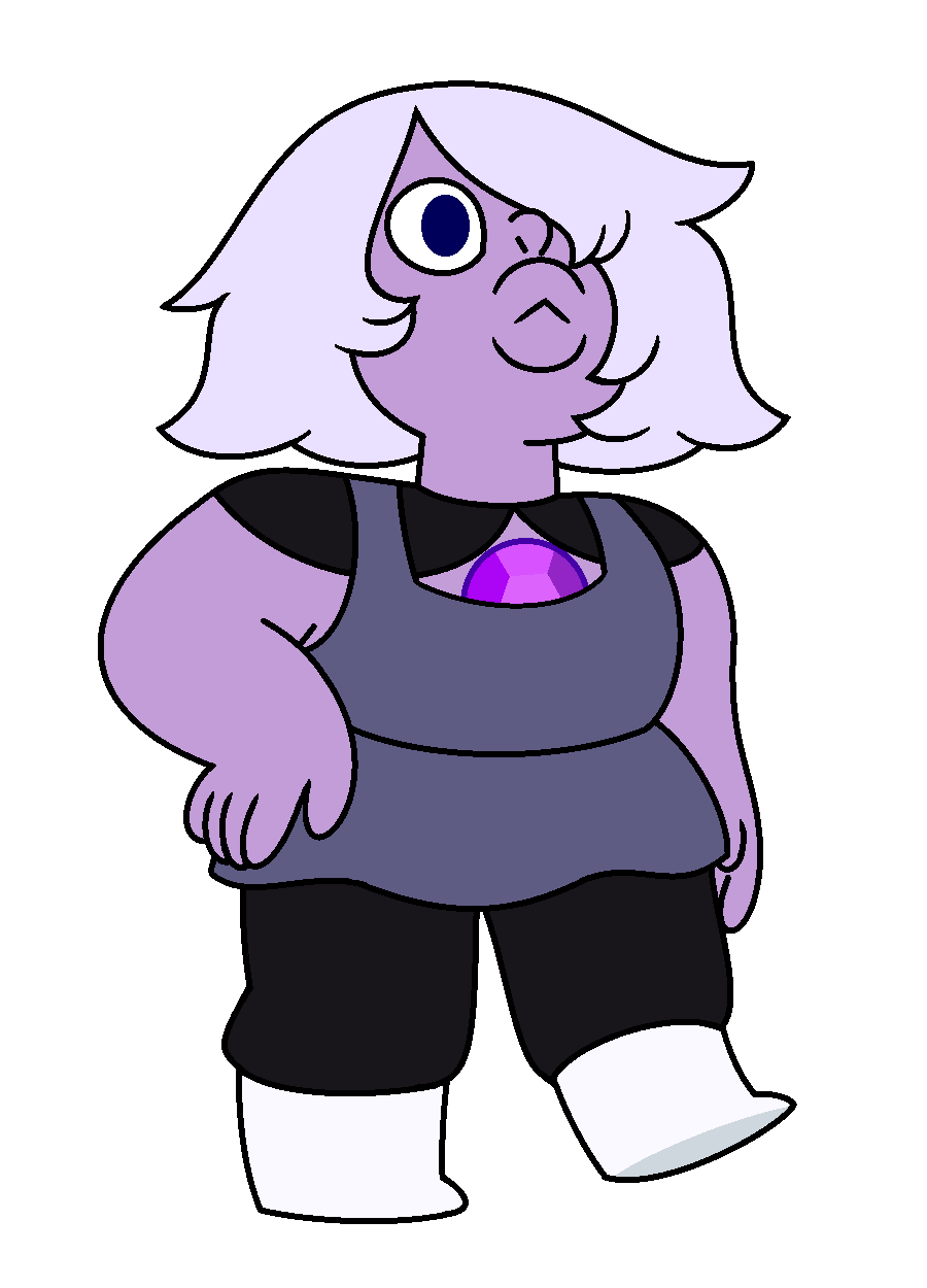 Terrarium drawing steven universe. Image young amethyst png