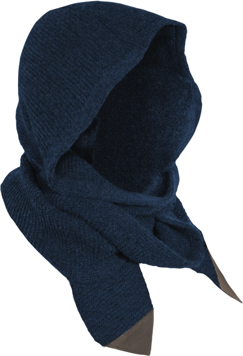 Terrorist head wrap png. The guillotine scarf is