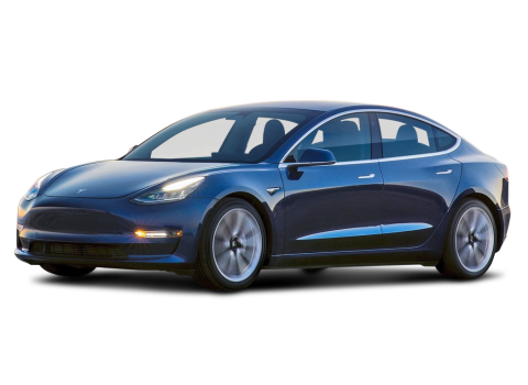 Tesla model 3 png. Road test consumer