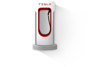 Tesla supercharger png. Station tall cardboard cutout