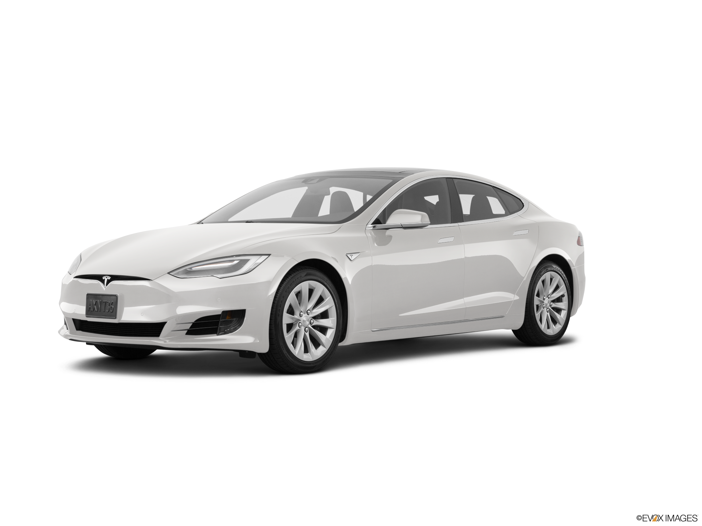 Tesla transparent 90d white. Buy a new model