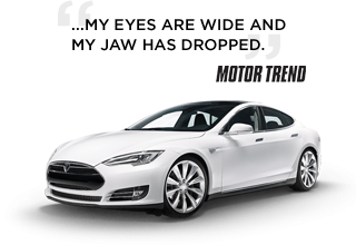 Tesla transparent clear. All about electric cars
