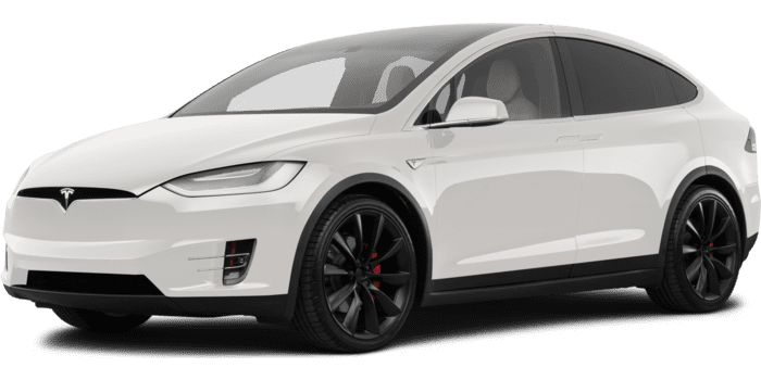 Tesla transparent 90d white. Model x prices