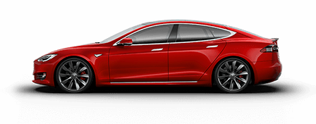 Tesla transparent new. Compare model s and