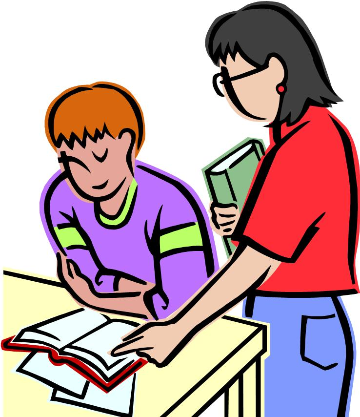 Test clipart study session. A sample first tutoring