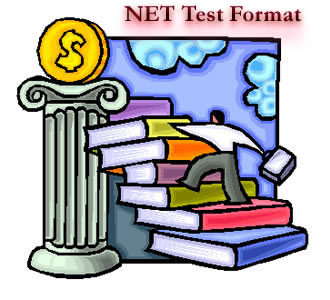 Test clipart test preparation. Net format and structure