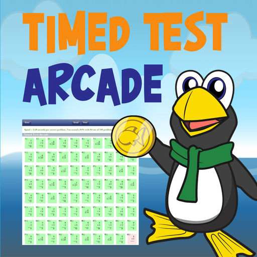 Test clipart timed test. Arcade for iphone by