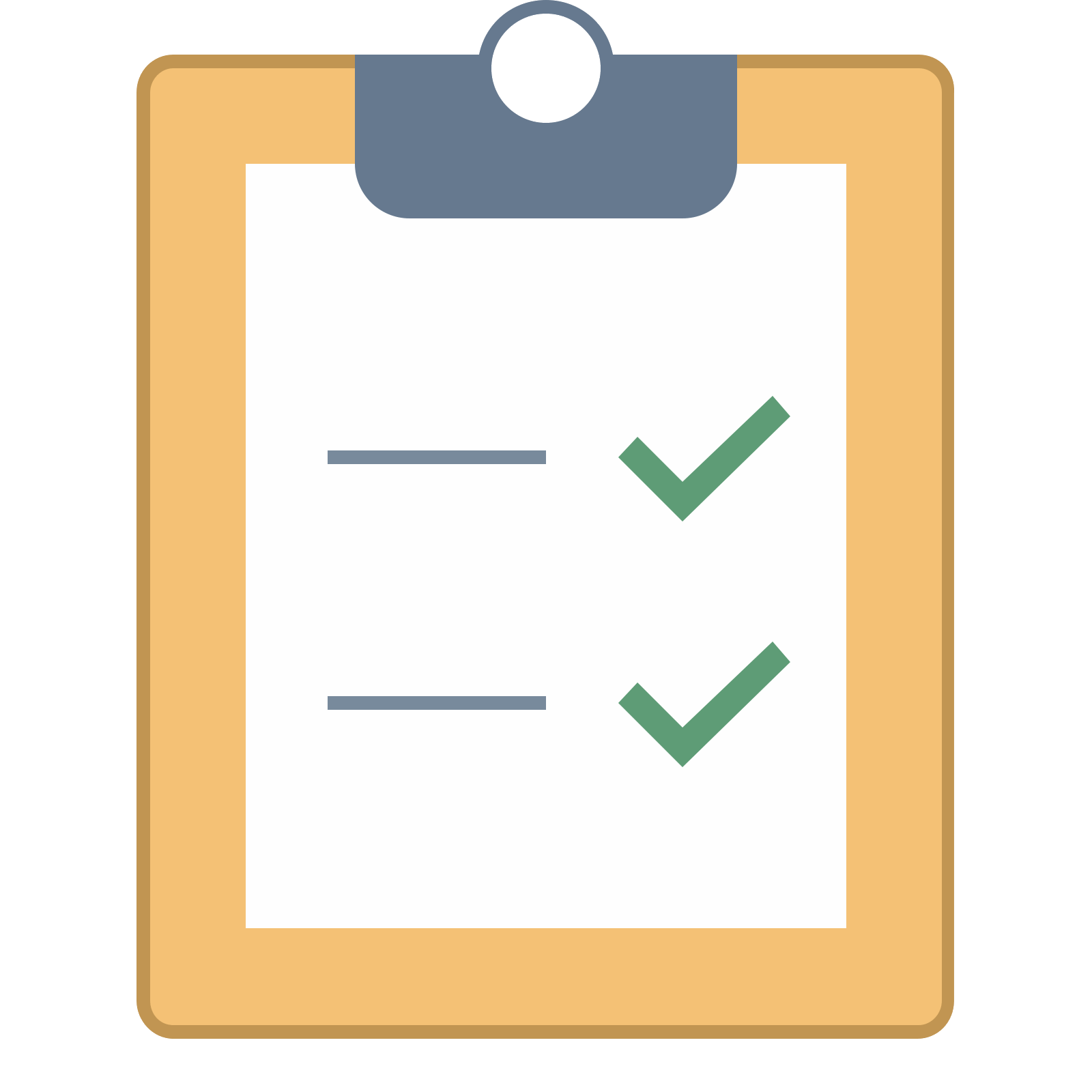Vector test png. Passed icon free download