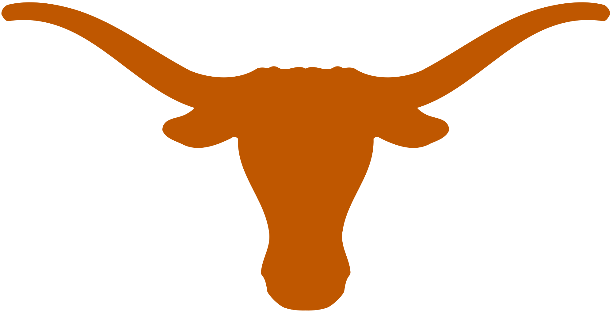 Texas longhorns logo png. File svg wikimedia commons