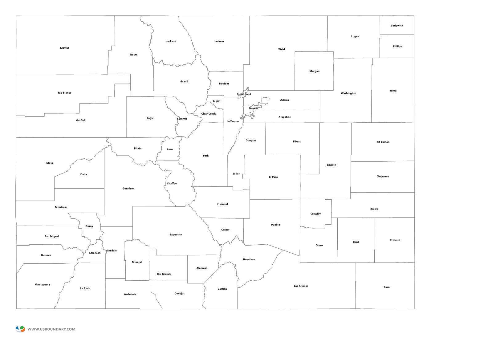 Texas map counties png. State maps download colorado