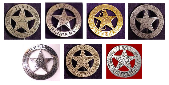 Texas ranger badge png. Photos archives hall of