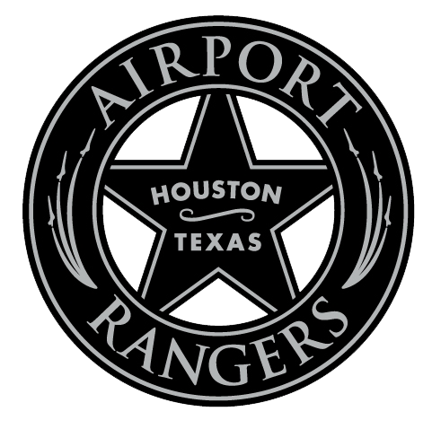 Texas ranger badge png. Airport rangers houston system