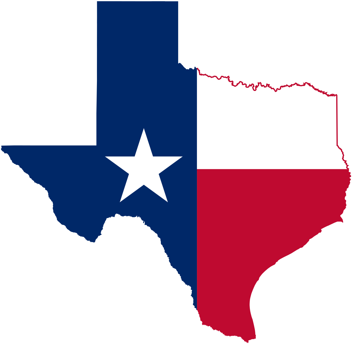 State of texas outline png. File flag map svg