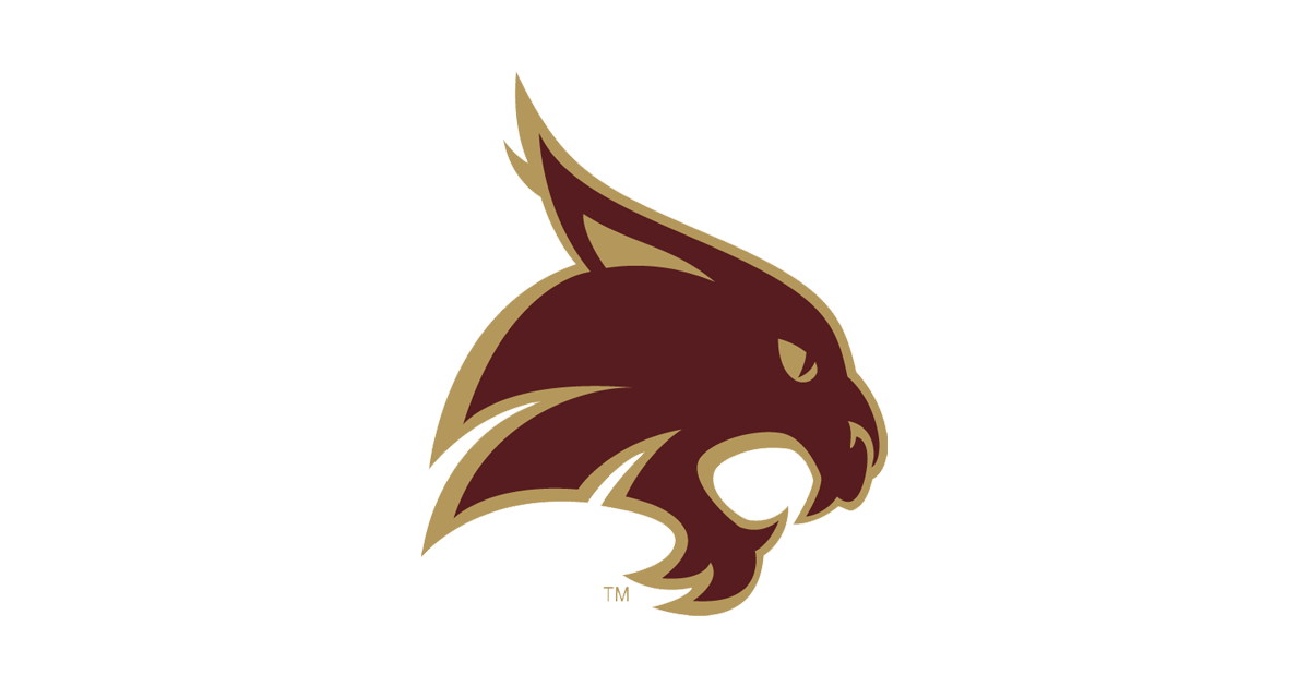 Texas state logo png. Bobcats football schedule