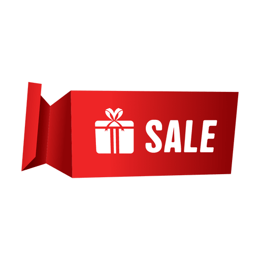 Gift box label png. Sale transparent font png royalty free library