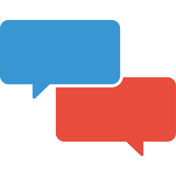Text message box png. Image chat mod logo