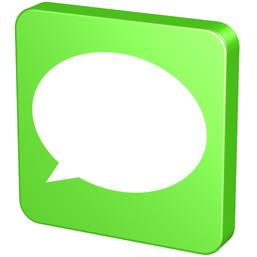 Text message bubble png. Icons for free announcement