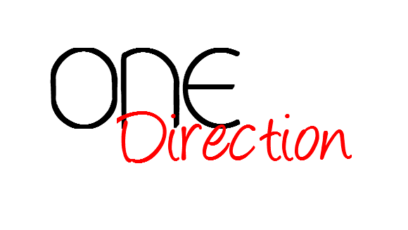 Text png images. One direction by louiseandmacky