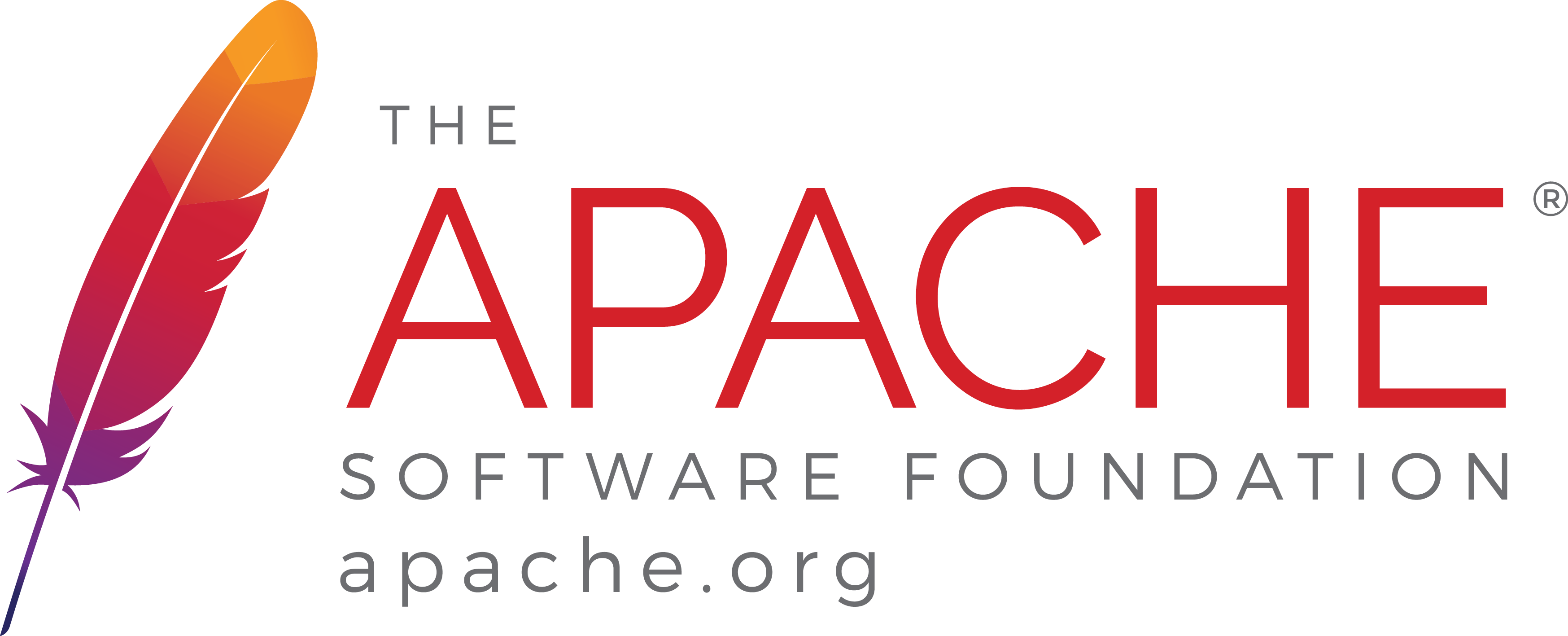 Text png logo. Apache software foundation graphics
