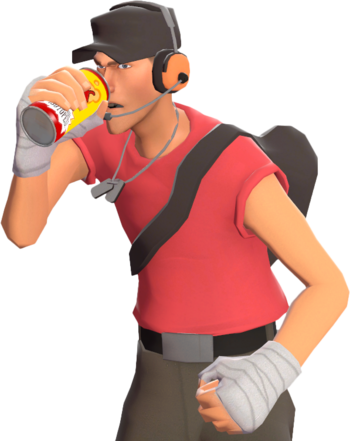 tf2 transparent scout