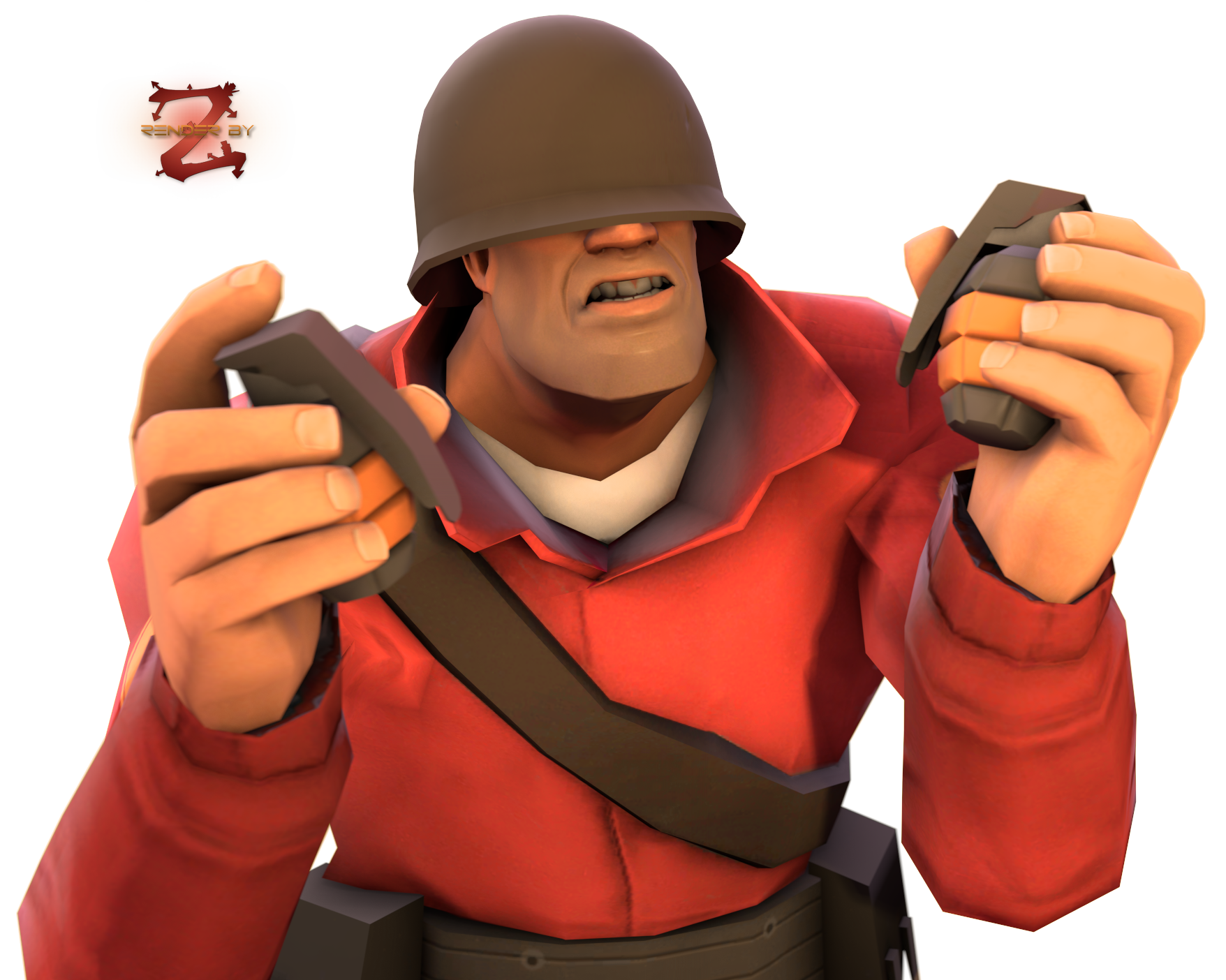 Tf2 soldier png. Image red tf death